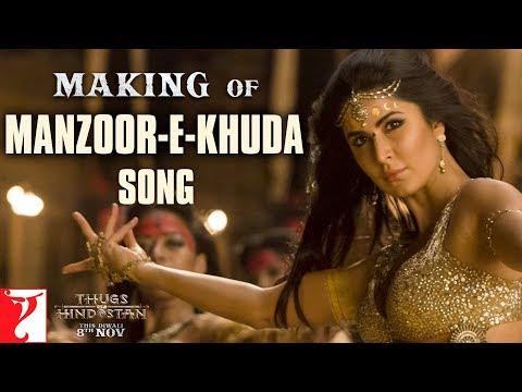 Making of Manzoor-e-Khuda | Thugs Of Hindostan | Aamir, Katrina, Fatima | Ajay-Atul, A Bhattacharya