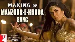 Making Of Manzoor E Khuda Thugs Of Hindostan Aamir Katrina Fatima Ajay Atul A Bhattacharya