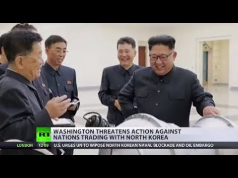 Nuclear Reaction: US threatens actions against UN doing business with North Korea