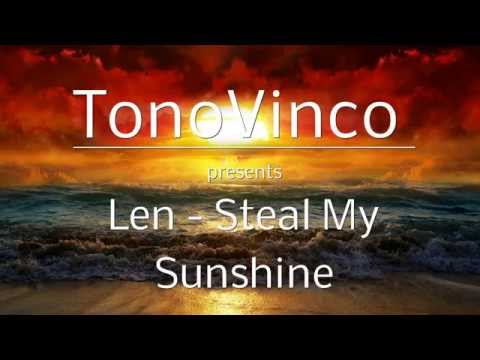 Len - Steal My Sunshine (by Tonovinco) video