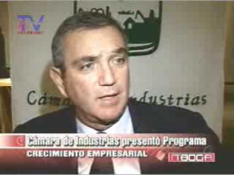 Cámara de Industrias presentó programa