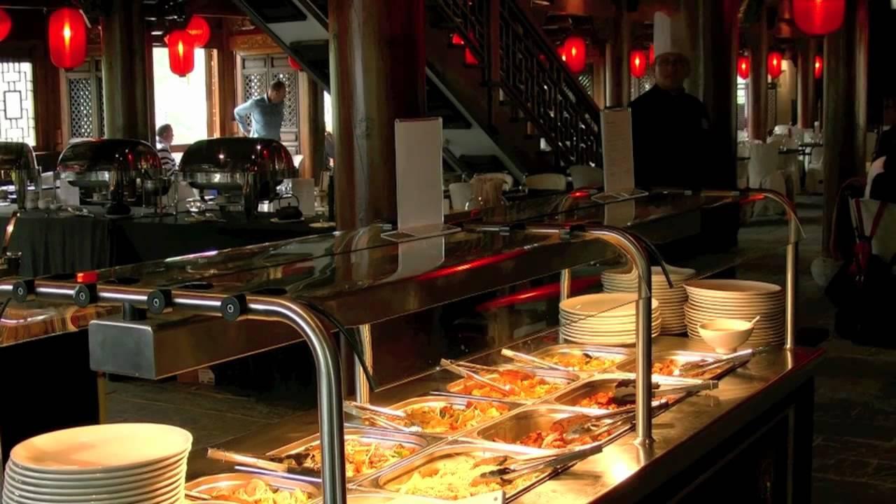 Restaurant asiatique temple des d lices pairi daiza youtube - Restaurant la table des delices grignan ...