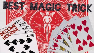 Easy Three Card Trick To Learn!!! Very Effective!!!