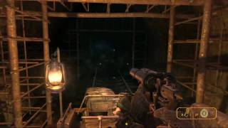 Metro 2033 Prologue and Chapter 1 Sequence
