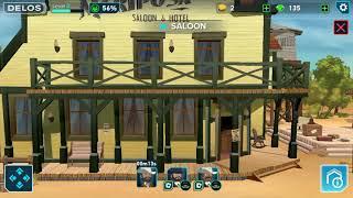 Westworld. iOS Gameplay. Launch Video.