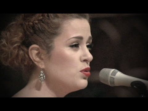 MH17 memorial: Katie Noonan sings I Am Australian