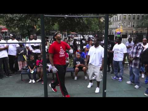 Bartendaz 6TH Annual Day of Movement Part 1