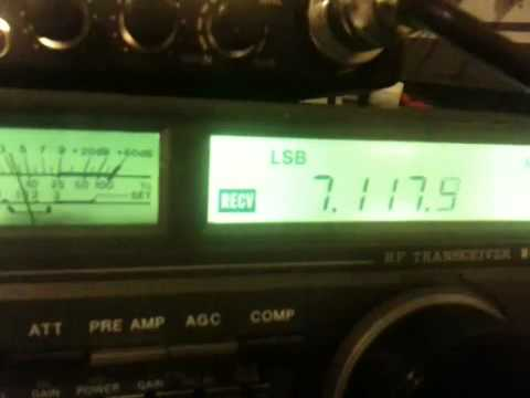 Icom 735 VCO Corrosion