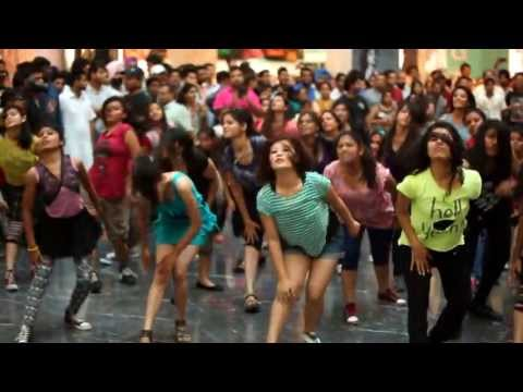 Flash Mob At Elante Mall Chandigarh (official) video