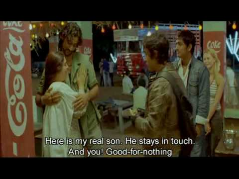 Rang De Basanti - Aamir Khans mother gets angry HQ