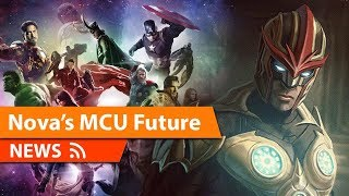Does Nova have MCU Future as a Film or a TV Series