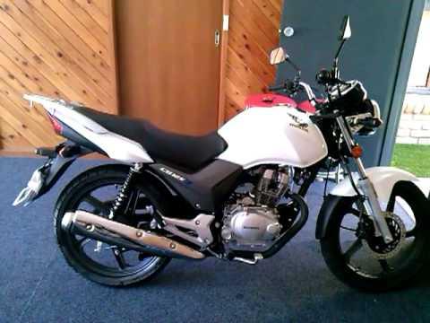 My new Honda CB125E