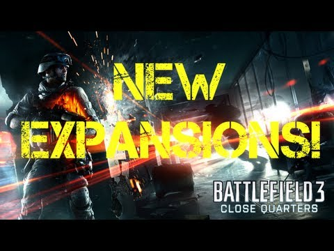 BF3 - NEW Expansions + Console Private Servers! [BF3 PKP Gameplay]
