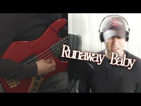 Runaway Baby - Bruno Mars cover
