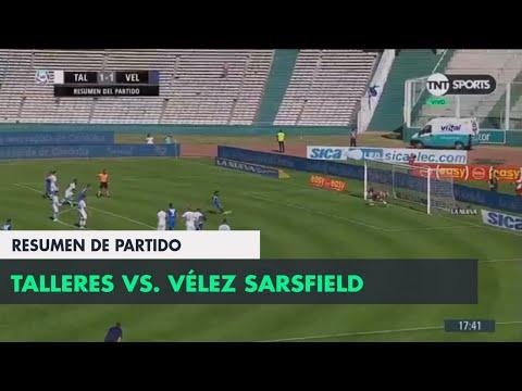Resumen de Talleres vs Vélez Sarsfield (1-1) | Fecha 6 - Superliga Argentina 2018/2019