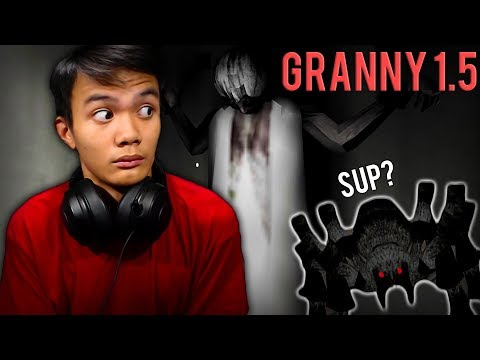 MAY GAGAMBOY!!   Granny 1.5 (NEW UPDATE)
