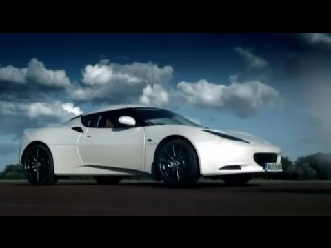 Lotus Evora road test - Top Gear - BBC