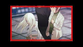 """""""Devils' Line"""" TV Anime Trailer Promises Bloody Kisses"""