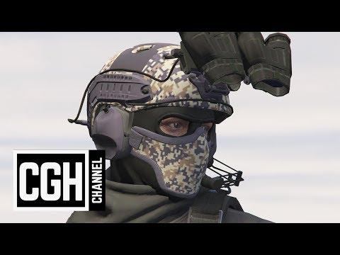 Bulletproof Helmet Test - GTA Online