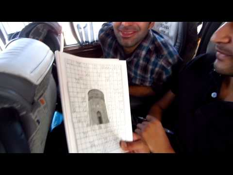 Bus: Yazd to Tehran  #1 | Travel to Iran 2012 | Go Backpacking | Trip to Persia