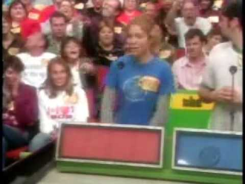 Dude on Price IS Right bids 420 over and over