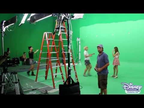 Violetta - Intro - Behind The Scene!