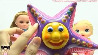 ChiChi ToysReview TV - Trò Chơi con quay sao biển siêu đẹp