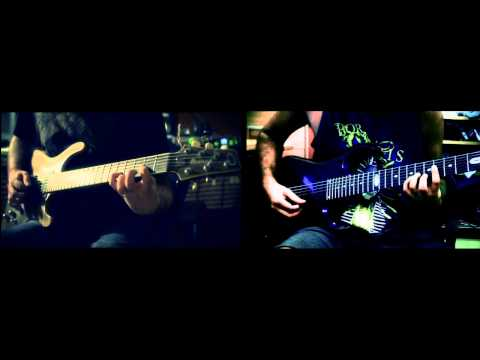 SKYHARBOR - 'Aurora' (Guitar&Bass playthrough) + Euroblast 2012 announcement
