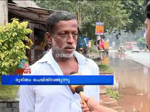 Heavy rain destroys crops, houses in Kozhikode