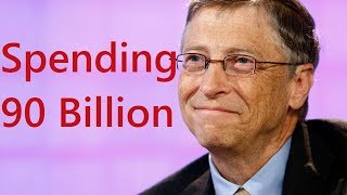 Spending Bill Gates's Money - THIS TOOK TO LONG!