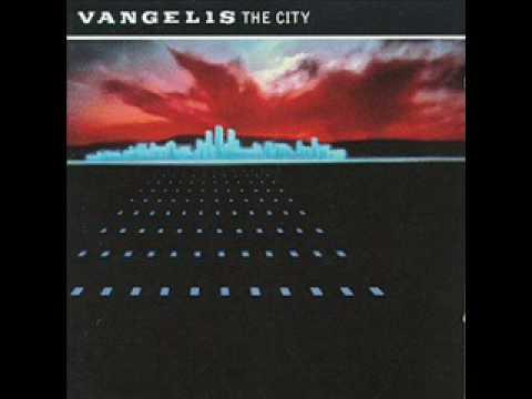 Vangelis - Vangelis - Album: The City - Red Lights