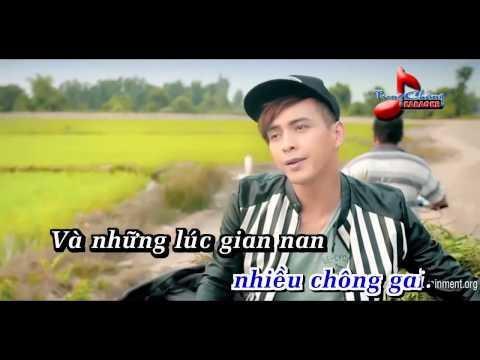 [karaoke] Nơi Ấy Con Tìm Về - Hồ Quang Hiếu - Full Beat video
