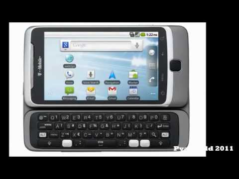 HTC G2 Google Smartphone Giveaway 2011