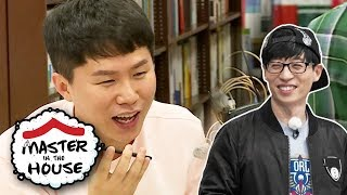 YooJaeSuk Has to Hide His Identity, But His Voice Is His Business Card [Master in the House Ep 23]