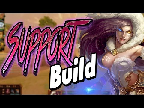 Smite: Support Hel Build - BURST MAGE HIDDEN WITHIN A SUPPORT!