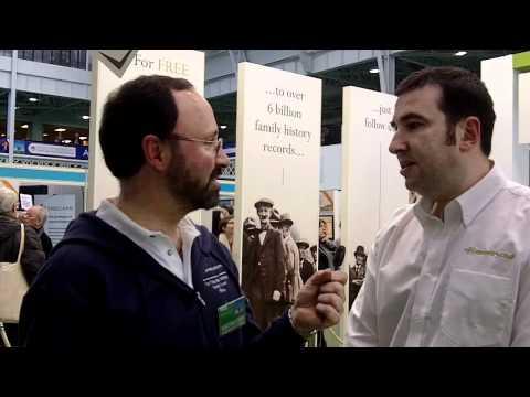 The Nosey Genealogist interviews Dan Jones of ancestry.co.uk