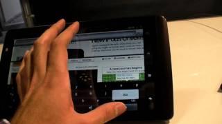 Thumb Tableta Archos 101 , 10.1 pulgadas, Android 2.2 Froyo, $299