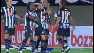 Atlético-GO 1 x 2 Santos - Campeonato Brasileiro 2010