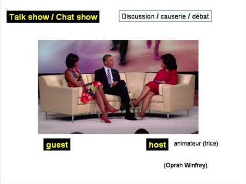 Television - Vocabulary