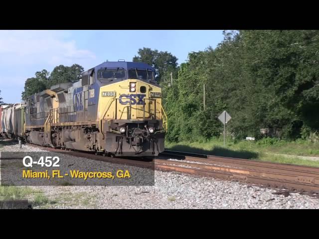 Five Train Sunday In September