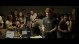 Facebook movie 'The Social Network' Trailer