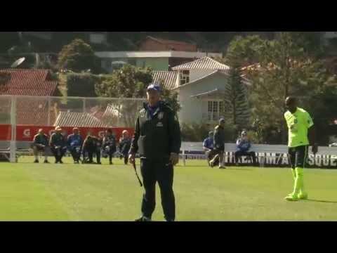 Luiz Felipe Scolari übernimmt bei Gremio Porto Alegre | Ehemaliger Nationaltrainer Brasiliens