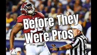Alabama Crimson Tide Football talk with Andrew Bone