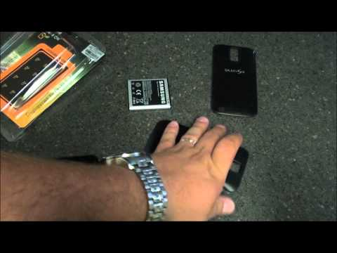 Review: Ontrion Battery for the Samsung Galaxy S2