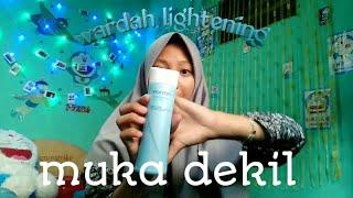 (REVIEW JUJUR) wardah lightening milk cleanser