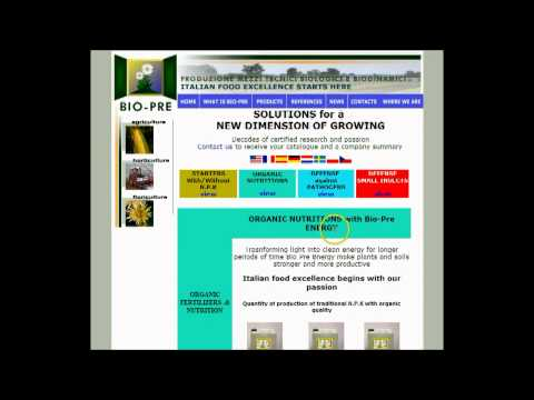 Organic fertilizers and pesticides against Fusarium - 2012