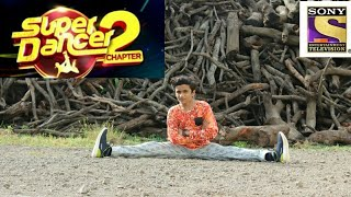 Super Dancer Chapter 2 Auditions Sony tv Raj kathad Choreographed by Ketan Mehta