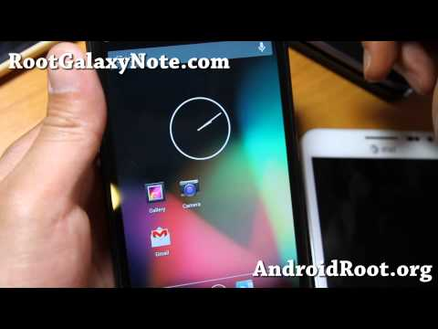 Android 4.2.2 ROM + Root for Galaxy Note GT-N7000/SGH-i717! [JellyBeer ROM]