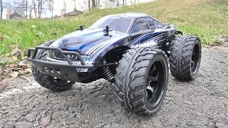 Дешевый МОНСТР ТРАК 1:10 4Х4 Off-road Buggy