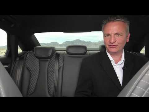 Audi A3 Sedan, тизер